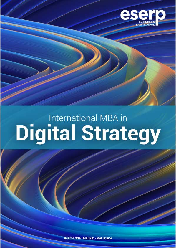 Brochure MBA in Digital Strategy and Transformation