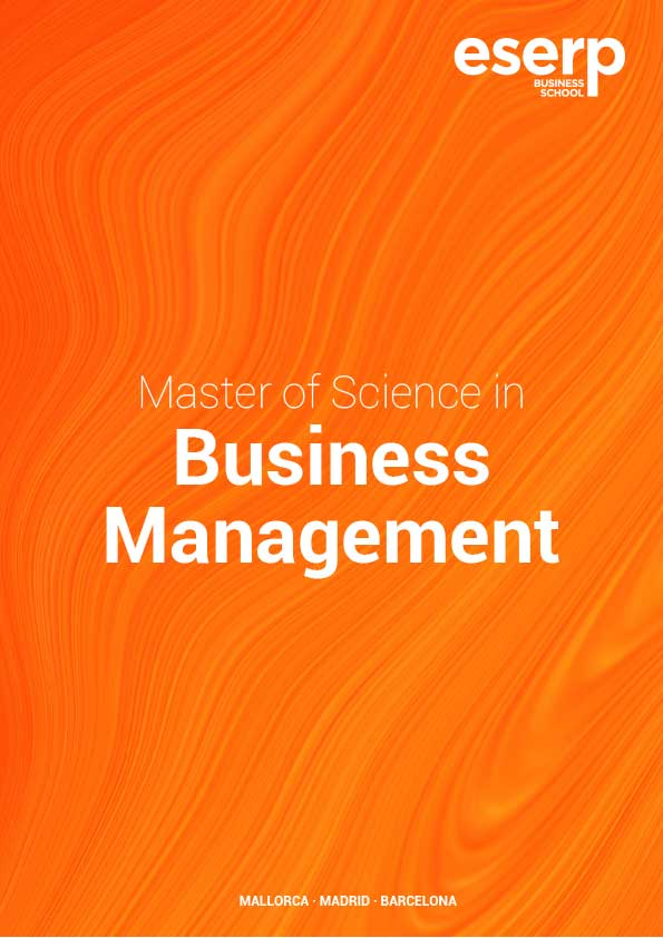 Brochure Master of Science in Management