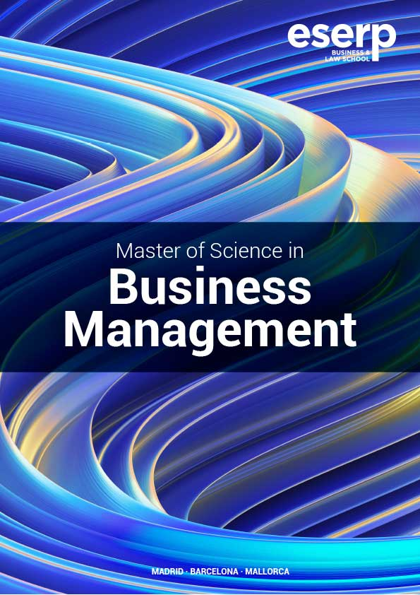 Brochure Master of Science in Business Management