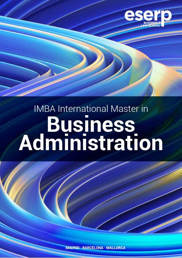 Brochure International MBA Madrid
