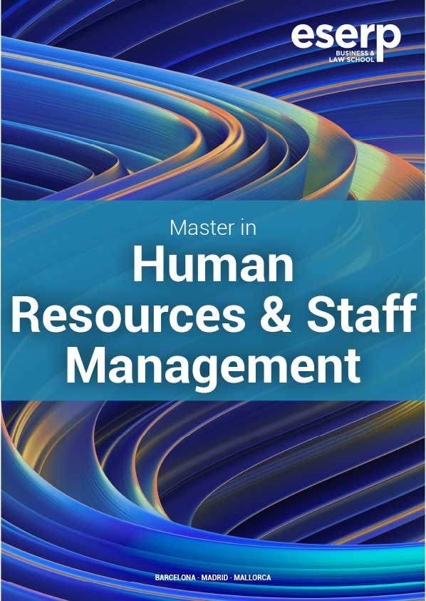 Brochure Master in Human Resources Management