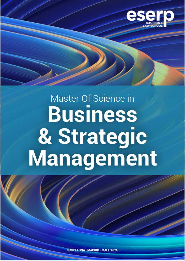 Brochure Master of science in strategic management