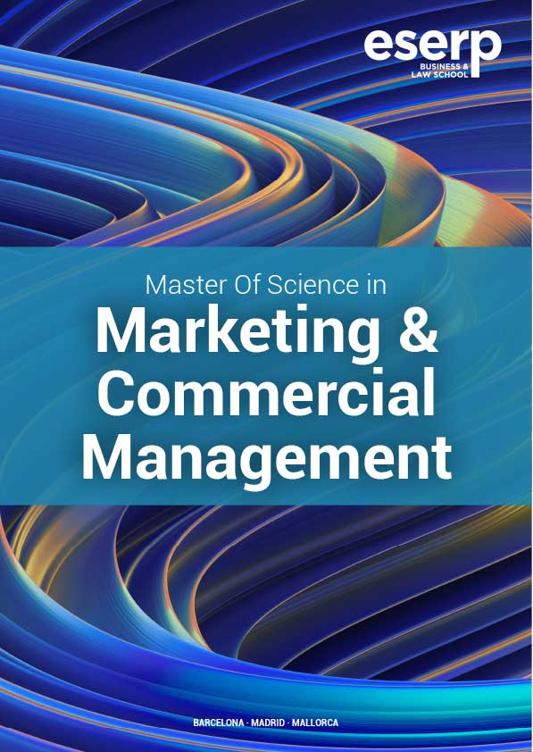 Brochure Master of Science in Marketing and Commercial Management