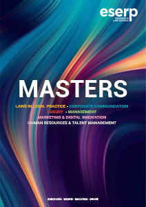 ESERP Masters Brochure